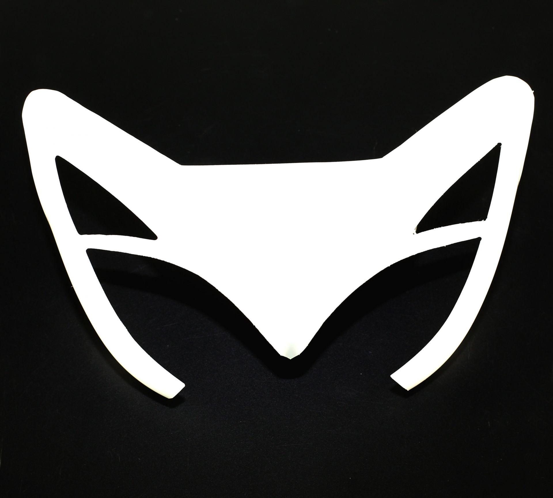 Masque d'optique MTKT Nitro / Aerox - Blanc