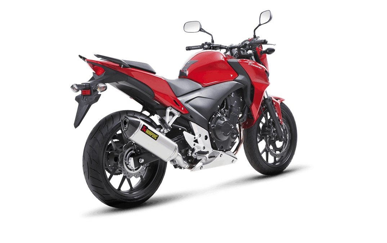 Silencieux Akrapovic Inox Honda CB 500 X 13-15