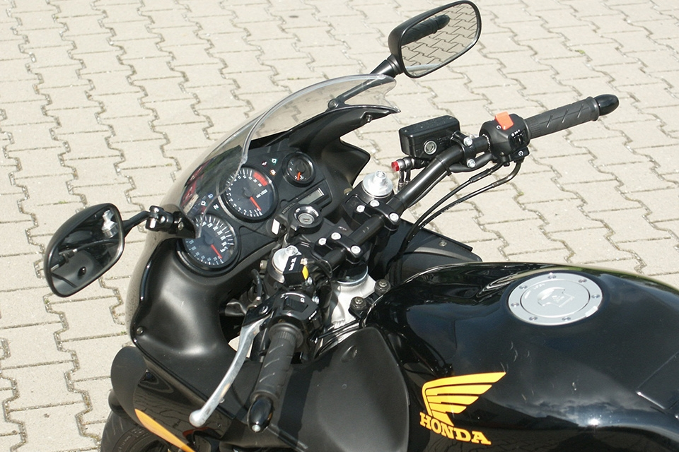 Kit de transformation Street Bike LSL Honda CBR 600 F 99-10