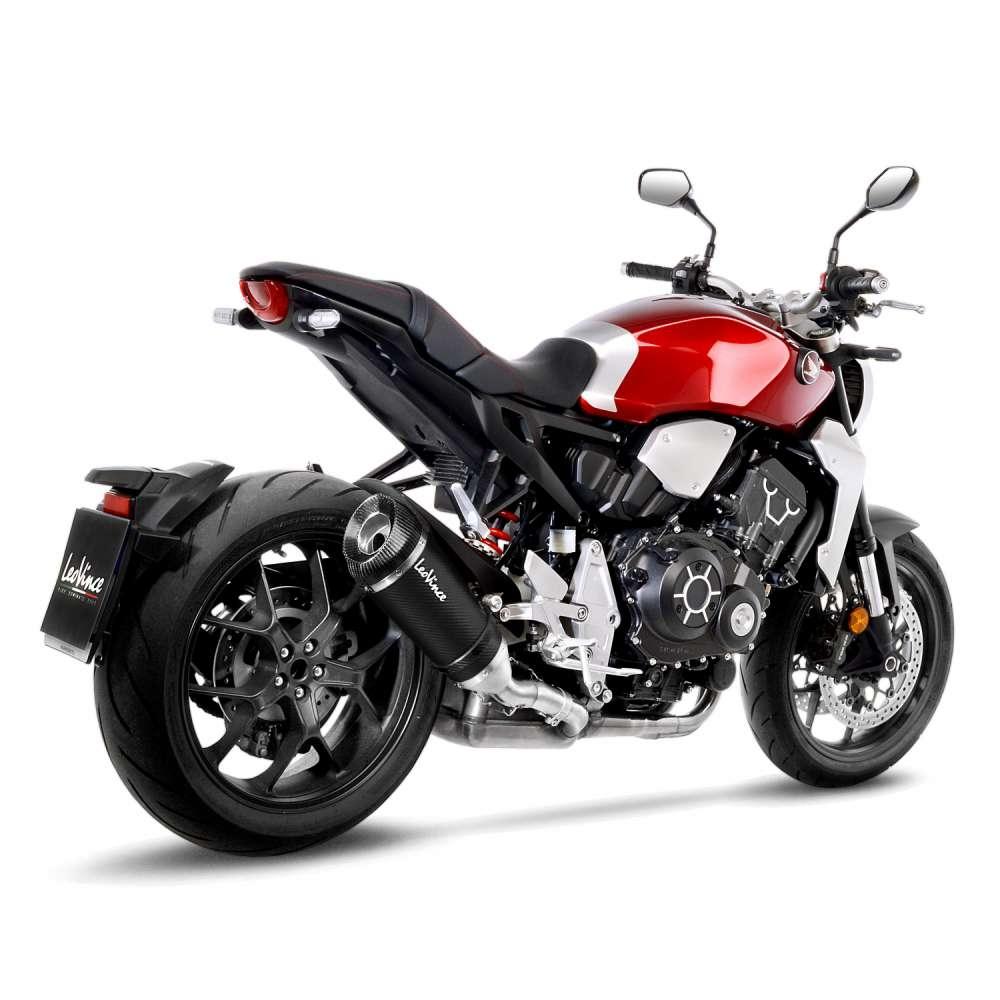 Silencieux Leovince Factory S carbone Honda CB 1000 R 18-19