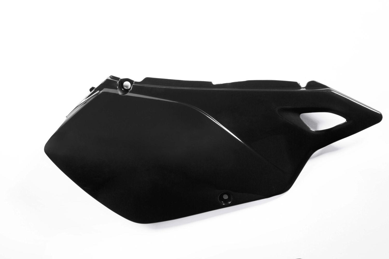Plaques numéro latérales Acerbis Suzuki 400 DRZ 00-12 noir (paire)