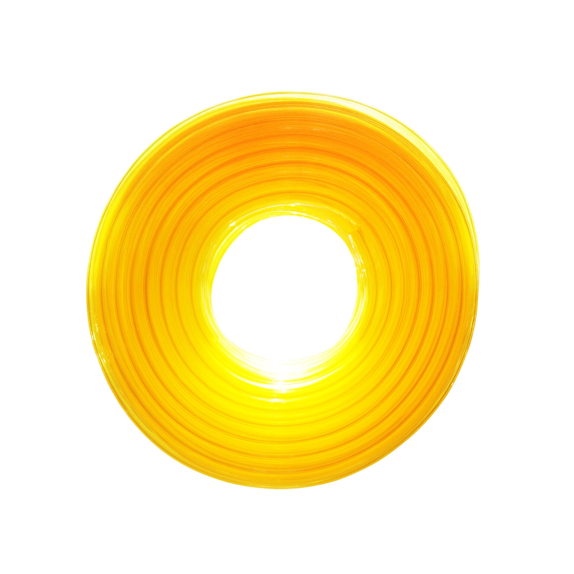 Durite essence Replay 5x9 transparent jaune 20m