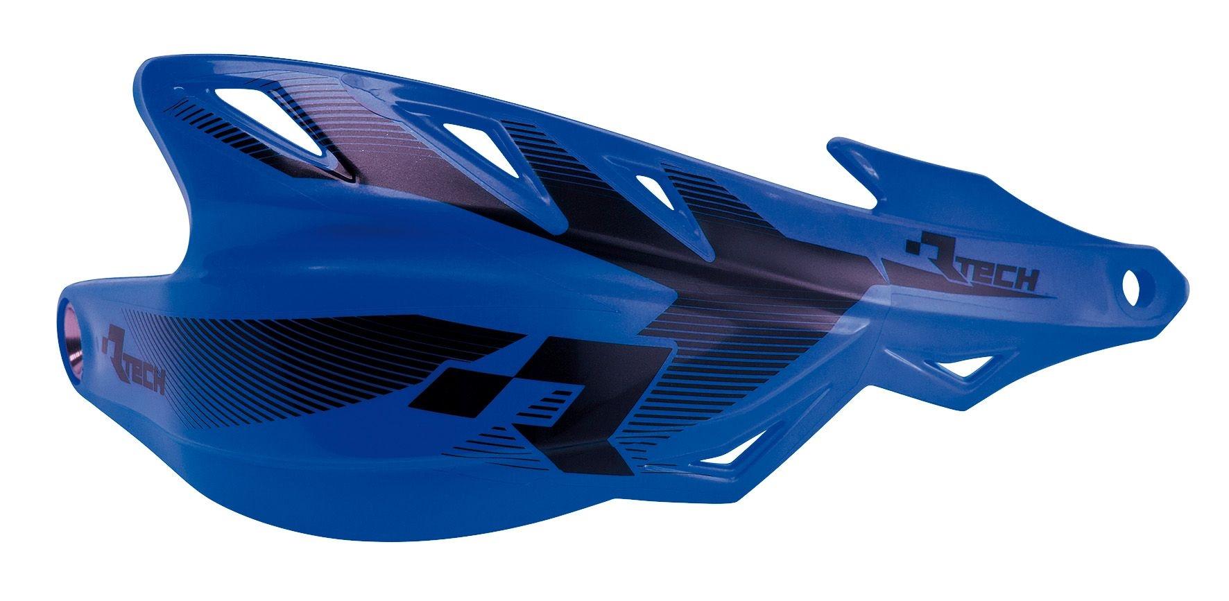 Protège-mains Racetech Raptor Bleus