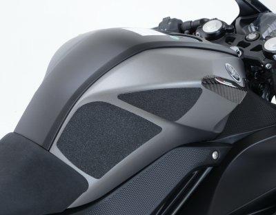 Kit grip de réservoir R&G Racing Eazi Grip translucide Yamaha YZF-R 12