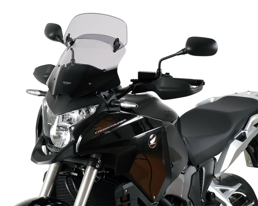 Pare-brise MRA X-Creen Touring fumée Honda VFR 1200 X Crosstourer 12-1