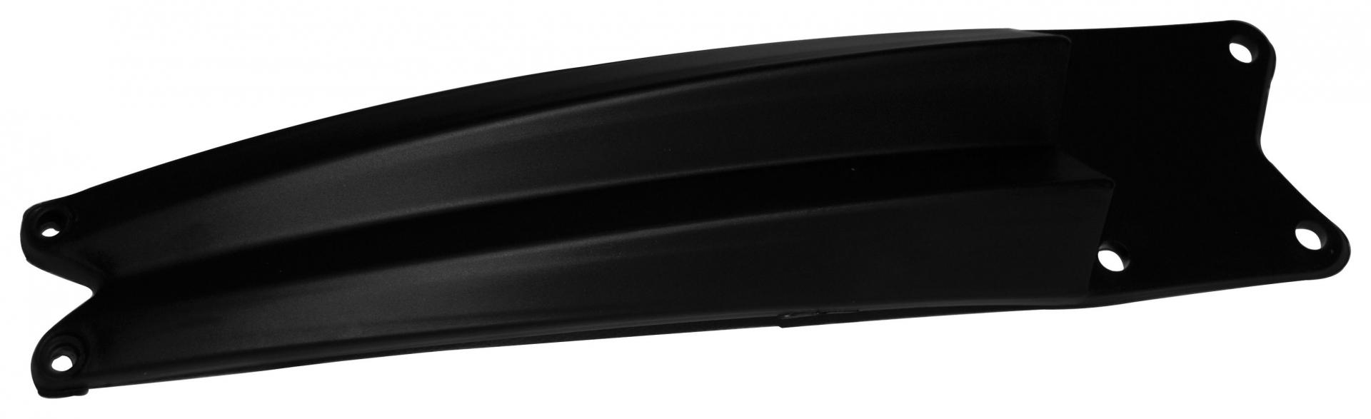 Rigidificateur de garde boue avant Racetech noir pour Husqvarna CR 125