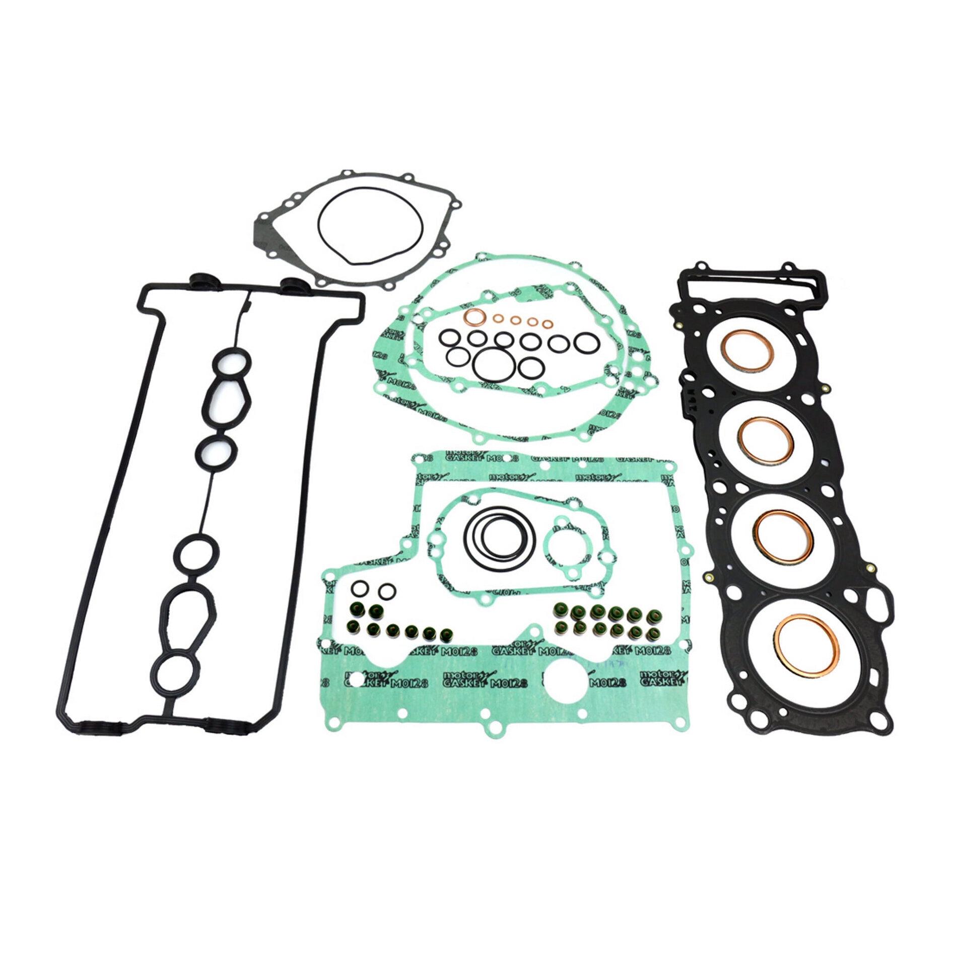 Kit joints moteur complet Athena pour Yamaha YZF R-1 1000 02-03