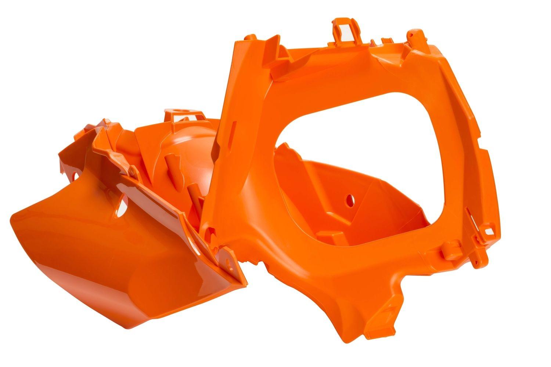 Boîte à air Acerbis KTM 125/150 SX 11-15 orange