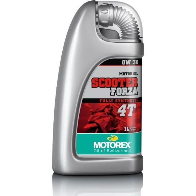Huile moteur 4T Motorex Scooter Forza 0W30 1L