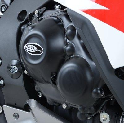 Couvre carter dembrayage R&G Racing noir Honda CBR 1000 RR 08-16