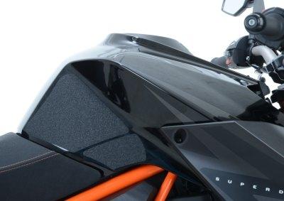 Kit grip de réservoir R&G Racing translucide KTM 1290 Super Duke R 14-