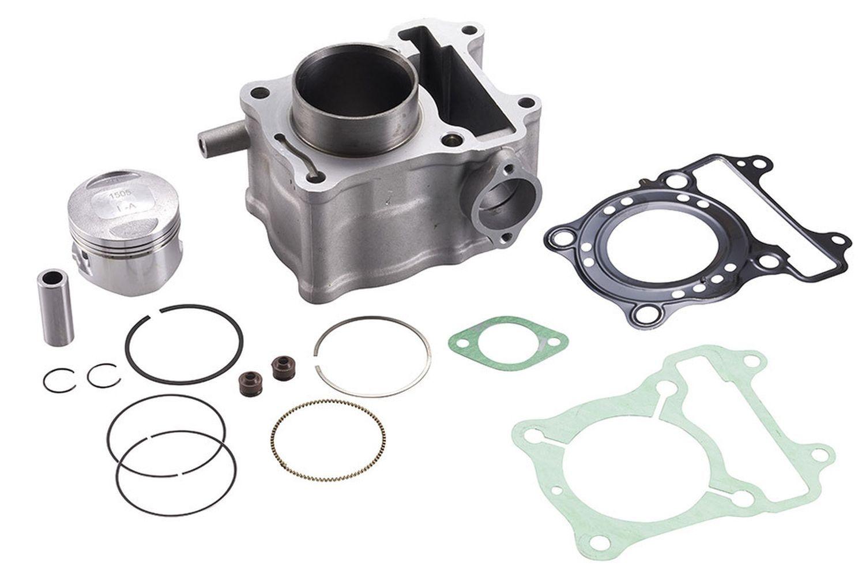 Kit cylindre piston C4 pour Honda SH 125 01-12