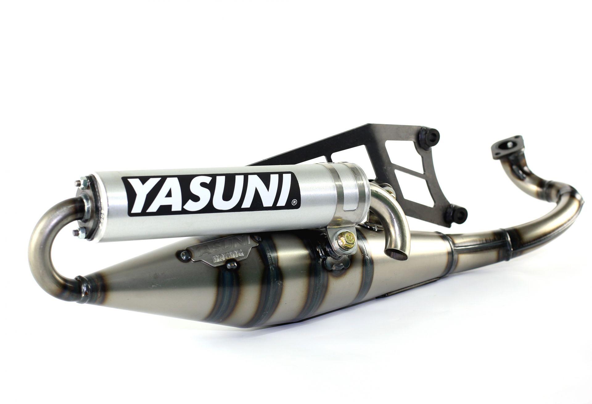 Pot d'échappement Yasuni Z aluminium Katana / SR 50