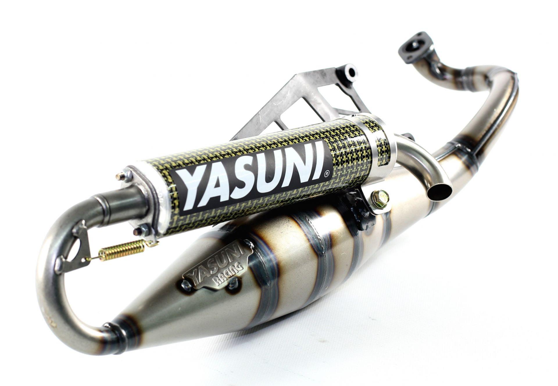 Pot d'échappement Yasuni R carbone/kevlar Katana/SR