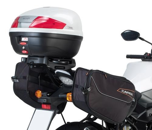 Support de top case Kappa Monorack Suzuki 750 GSR 11-16