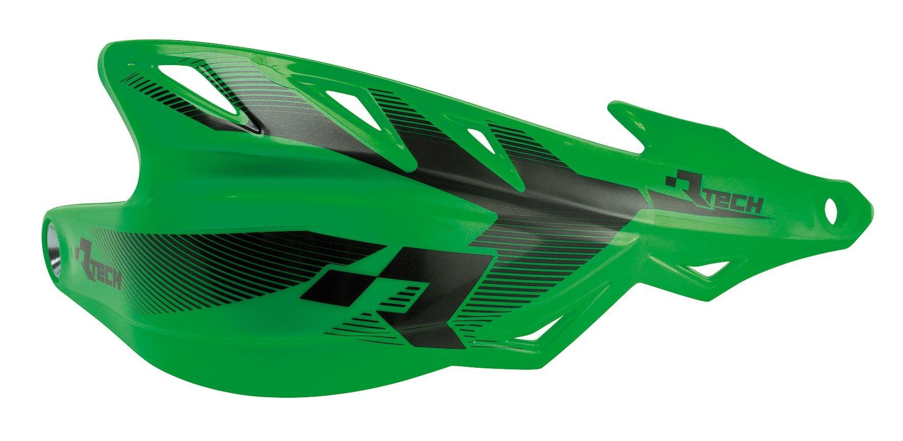 Protège-mains Racetech Raptor Vertes