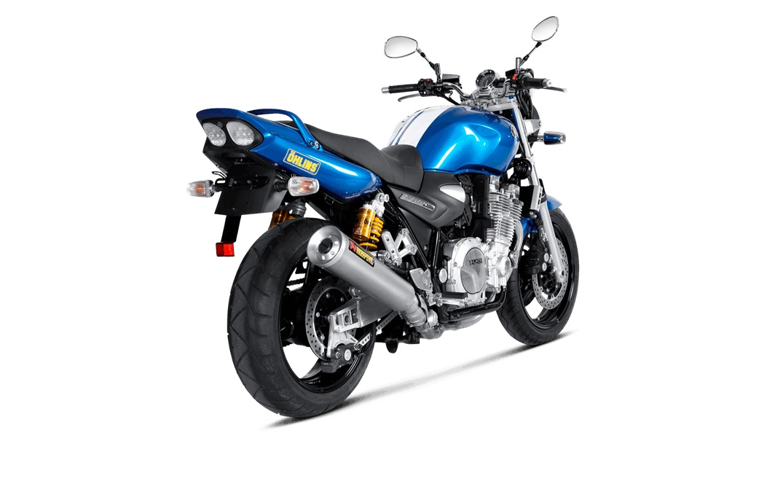 Silencieux Akrapovic Titane Yamaha XJR 1300 07-16