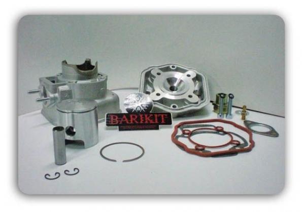 Cylindre Culasse D.40 Barikit Aluminium Piaggio NRG/Gilera Runner LC 5