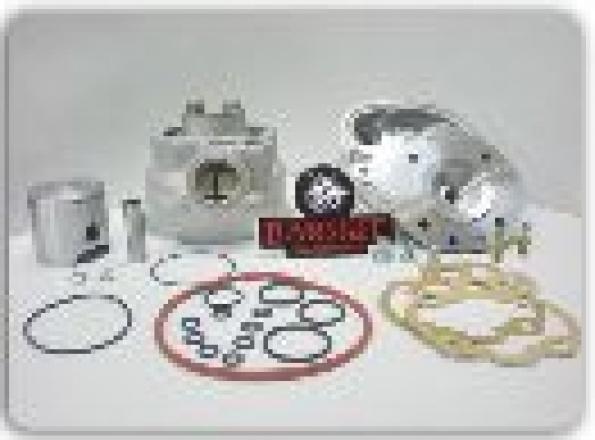Cylindre Culasse D.40,3 Barikit Sport Aluminium AM6 LC 50cc