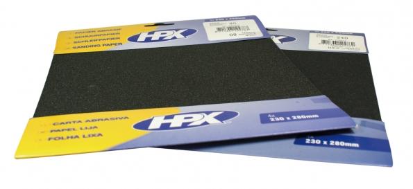 Abrasifs sec p80 x 4 HPX M235929