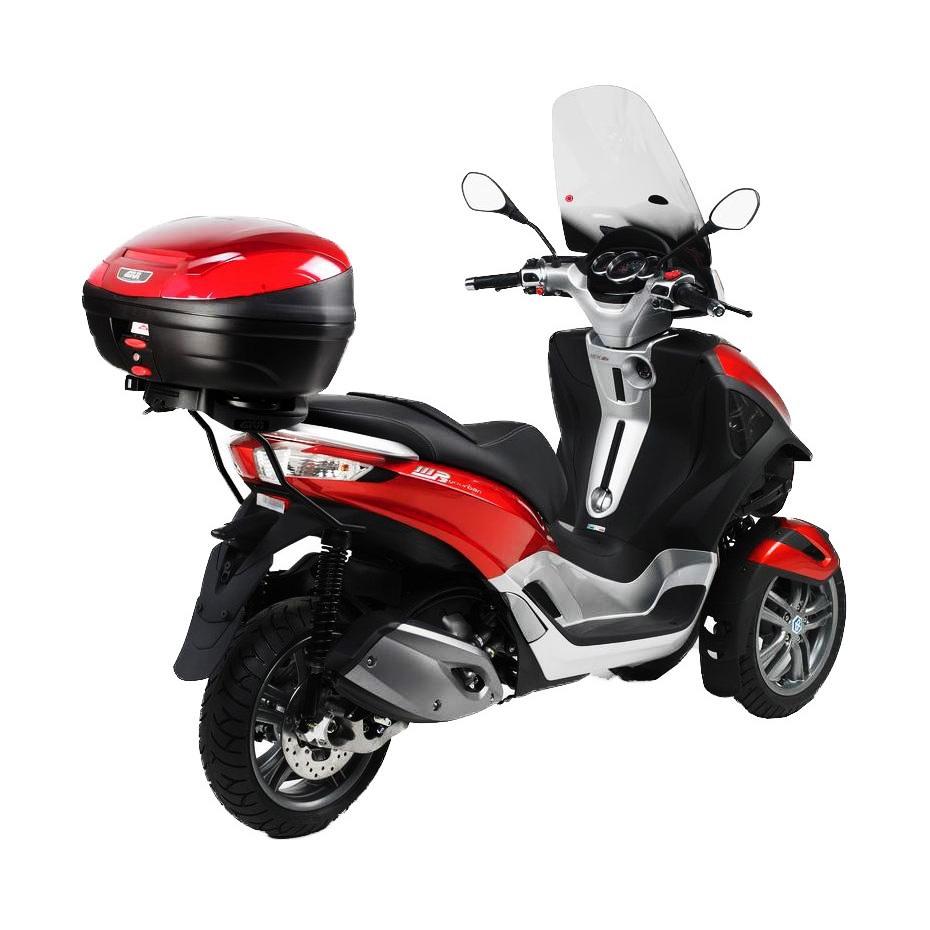 23627cd43e3b1 Support top case Givi Piaggio Mp3 Yourban 125-300 11-14