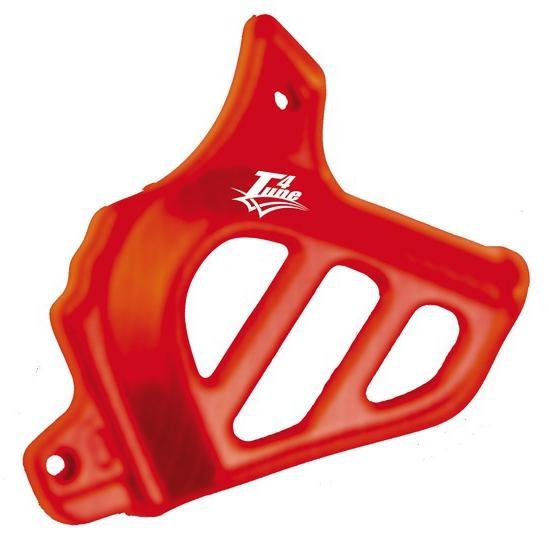Cache pignon T4Tune rouge AM6