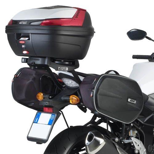 Supports sacoches cavalières Givi Suzuki GSR 750 11-15