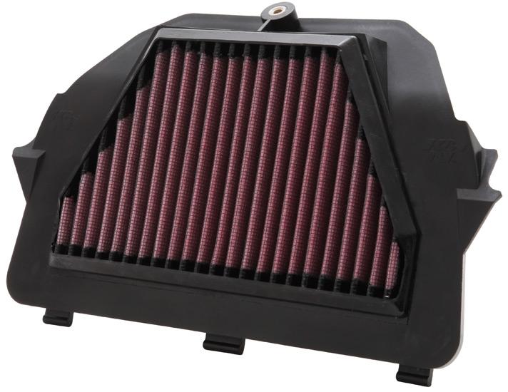 Filtre à air K&N YA-6008 Yamaha 600 YZF R6 08-15
