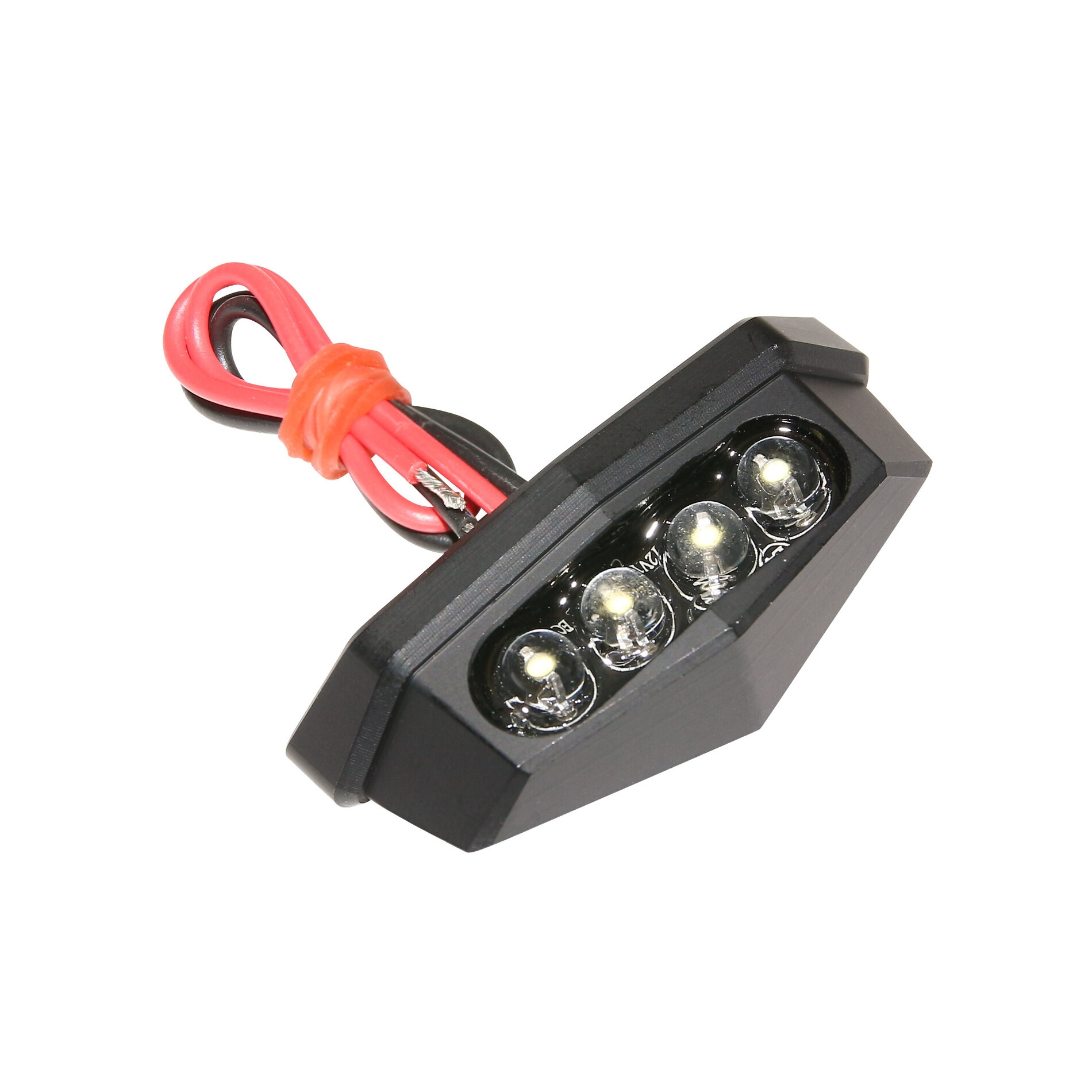 Éclairage de plaque Replay leds noir mat