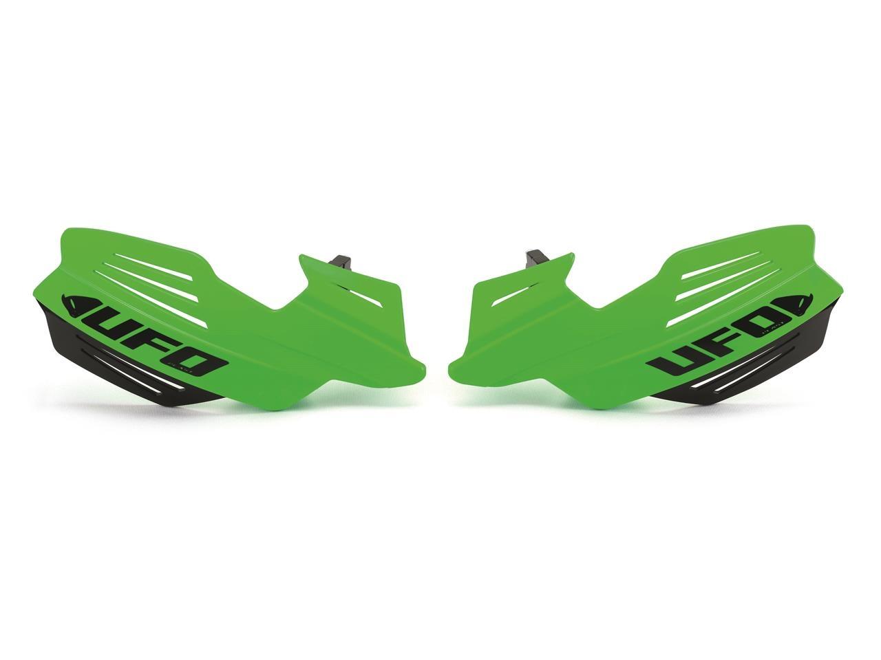 Protège-mains UFO Vulcan vert