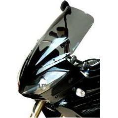 Bulle Bullster haute protection 48 cm fumée grise Triumph Tiger 1050 0