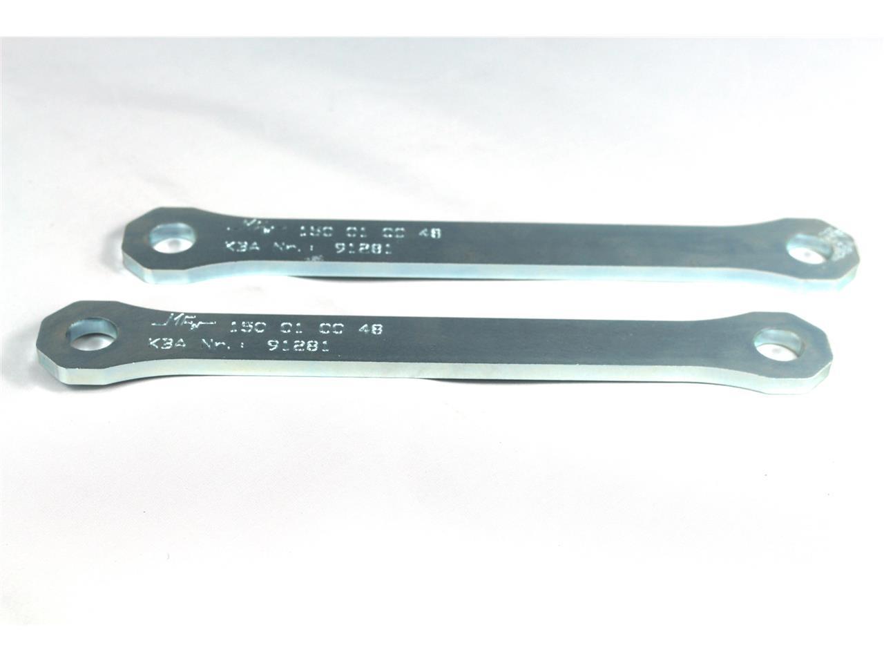 Kit rabaissement de selle -30 mm Tecnium pour Suzuki GSX-F 600 98-07