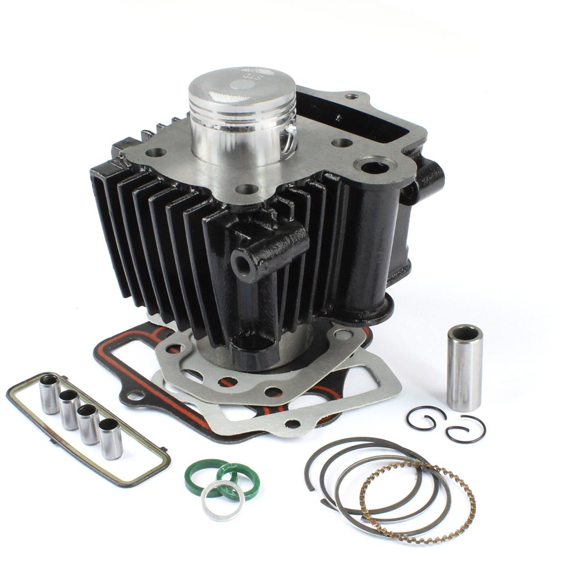 Cylindre TNT Fonte adaptable répliques Dax City/ Skyteam 50cc 4t(Moteu