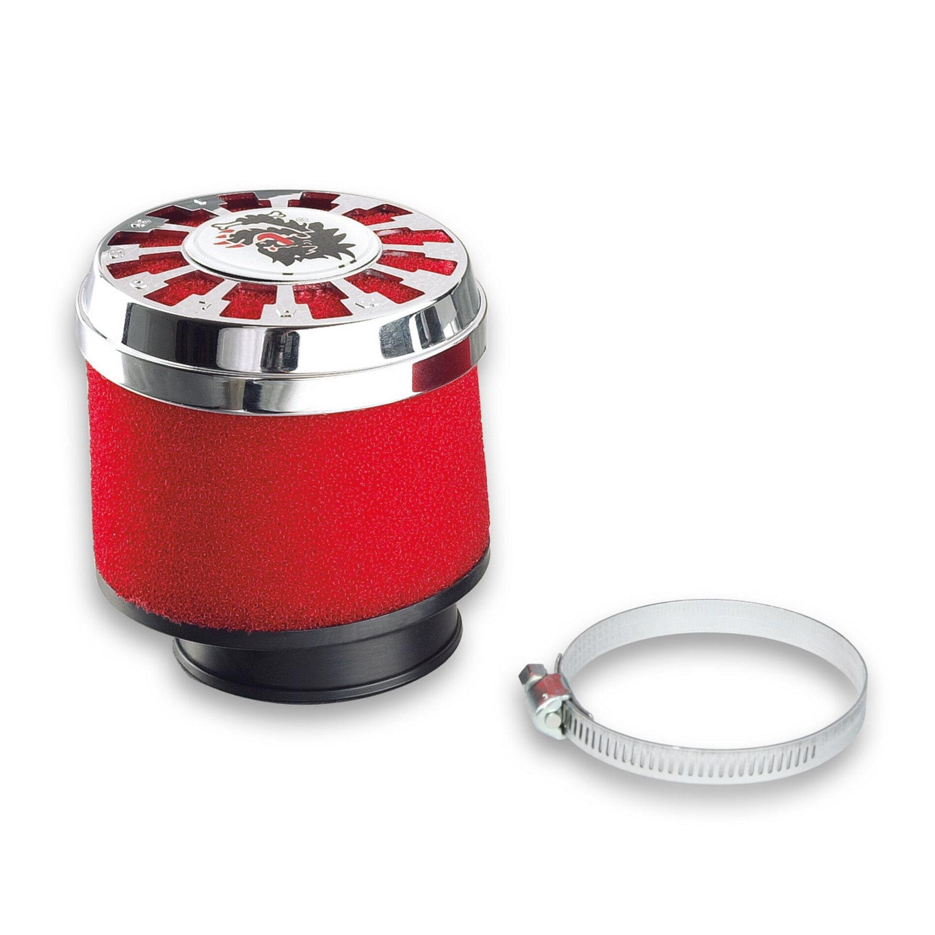 Filtre à air Malossi Red Filter E13 D.60 droit