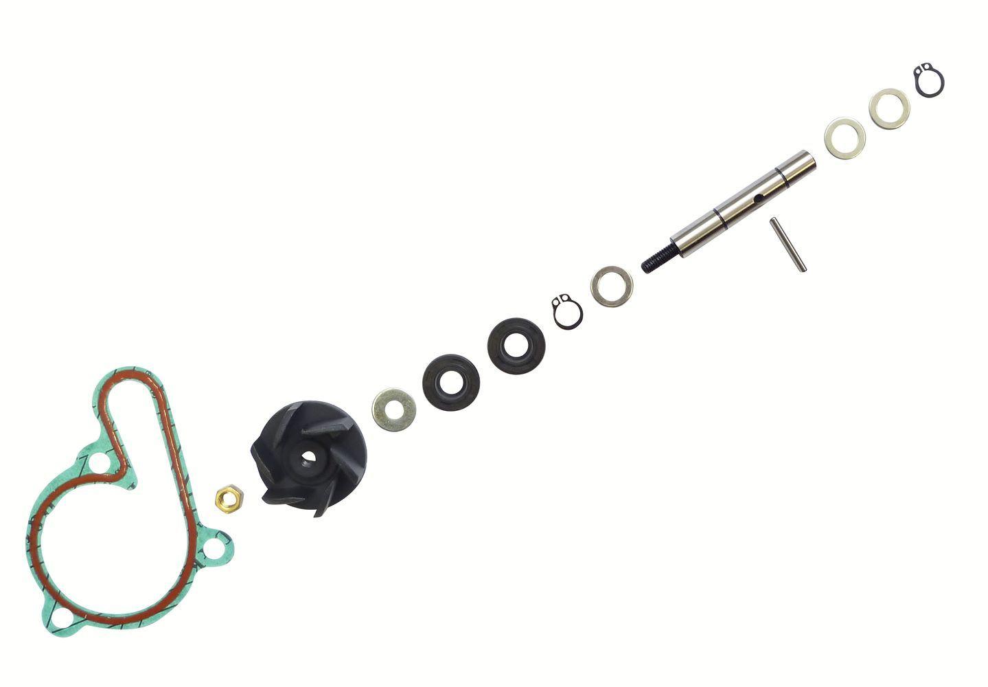 Kit de réparation de pompe à eau Top Performances pour Derbi Senda R D