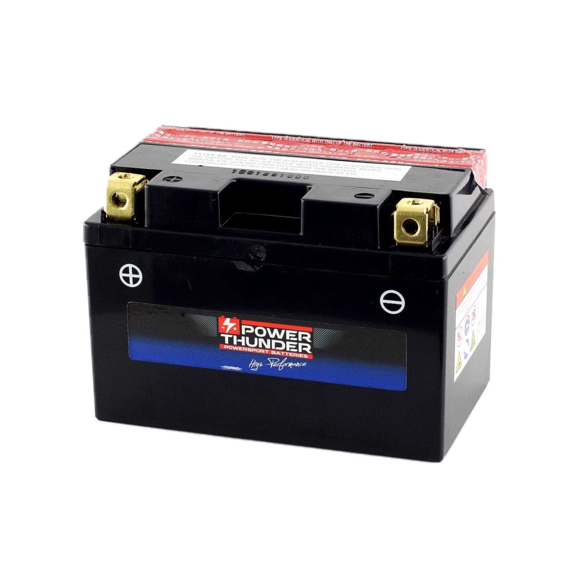 Batterie Power Thunder YTR4A-BS