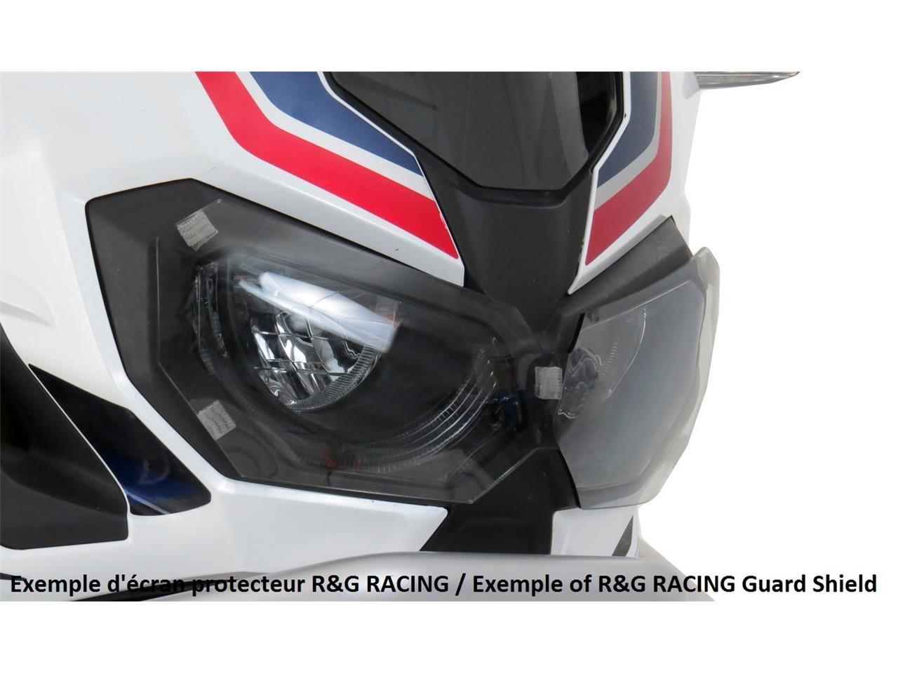 Ecran de protection de feu avant R&G Racing Honda CBR 1000 RR 17-18