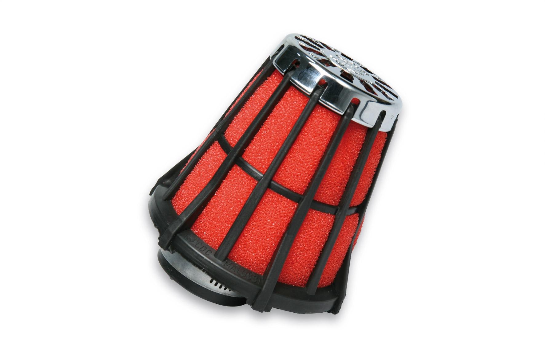 Filtre à air Malossi Red Filter E5 D.38 noir