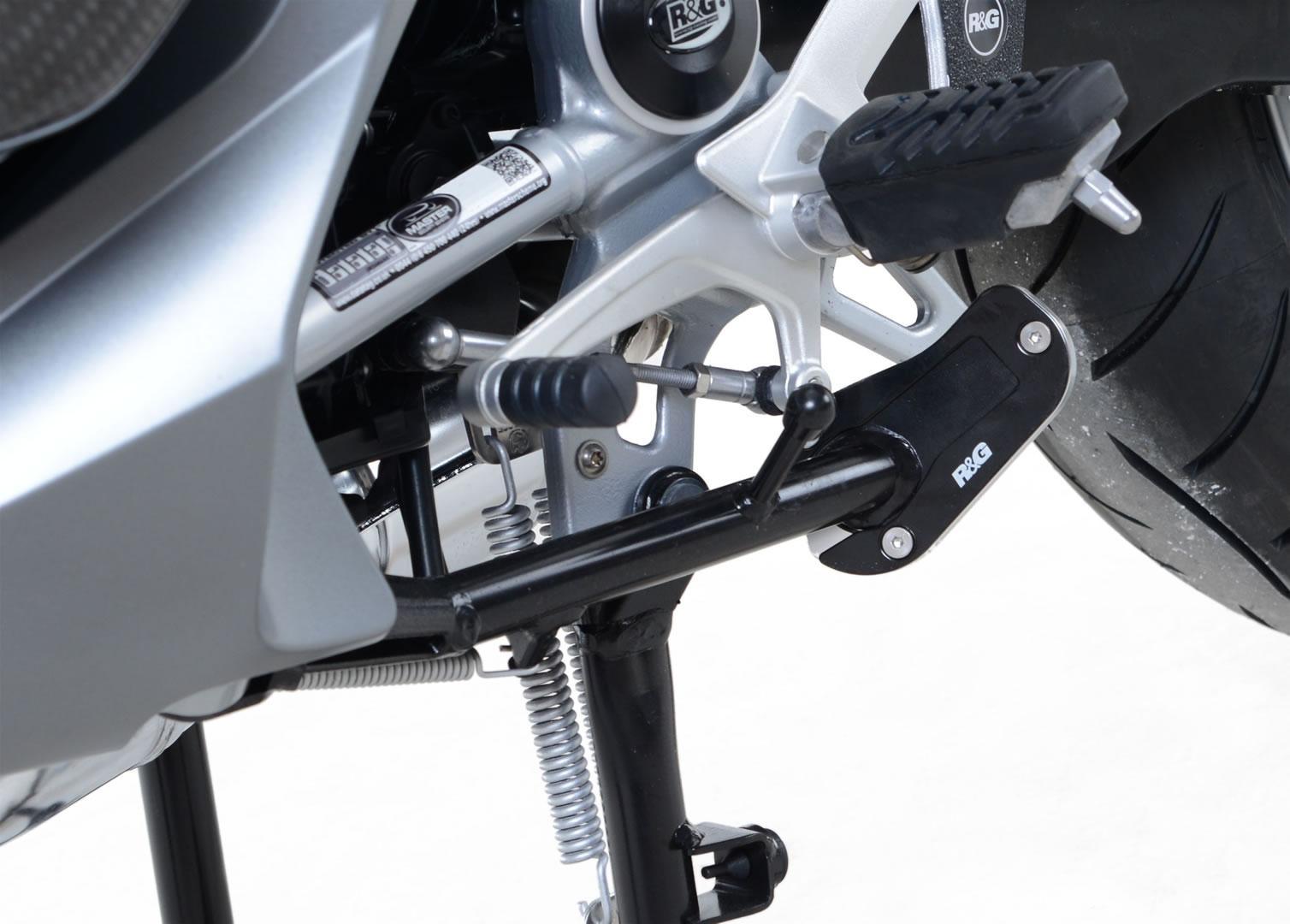 Extension de pied de béquille latérale R&G Racing BMW R 1200 RT 14-18