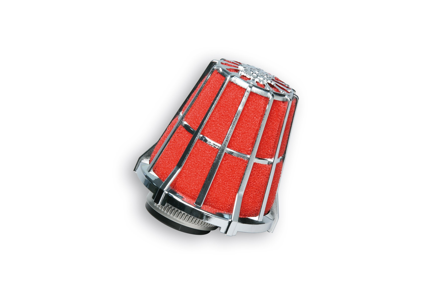 Filtre à air Malossi Red Filter E5 D.43 chromé