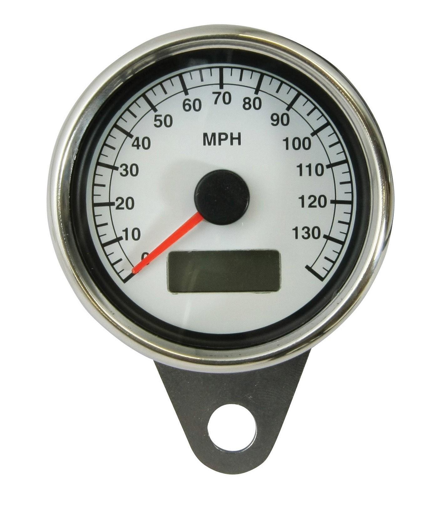 Mini compteur de vitesse éclairage Ø61 mm