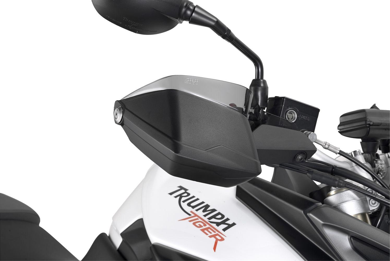 Spoilers pare-mains Triumph Tiger 800 / Tiger 800 XC 11-14