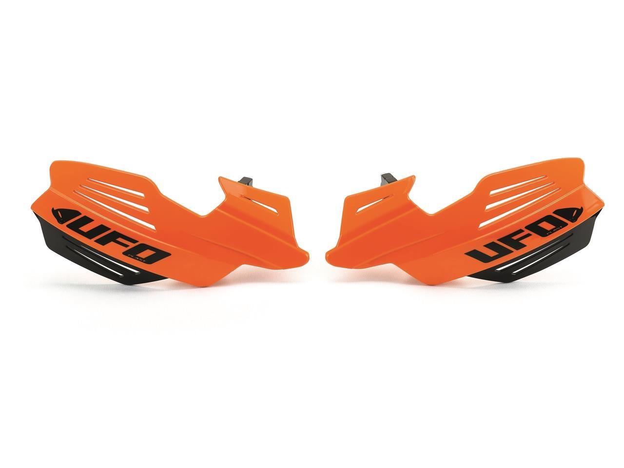 Protège-mains UFO Vulcan orange