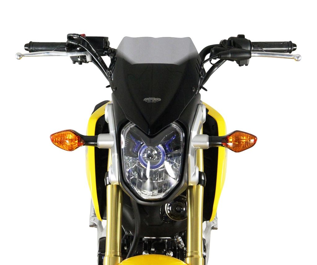 Saute-vent MRA Sport fumé Honda MSX 125 13-15