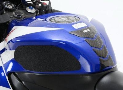 Kit grip de réservoir R&G Racing noir Honda CBR 600 RR 07-12