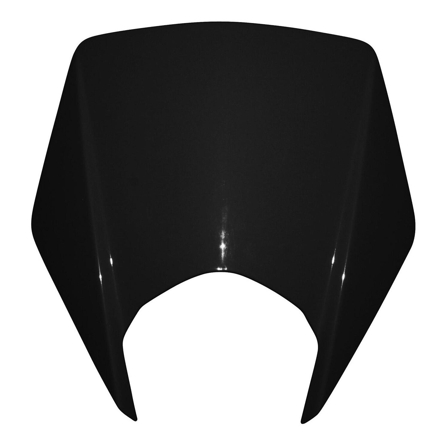 Tête de fourche 1Tek Origine noir brillant Derbi Senda DRD 2011-