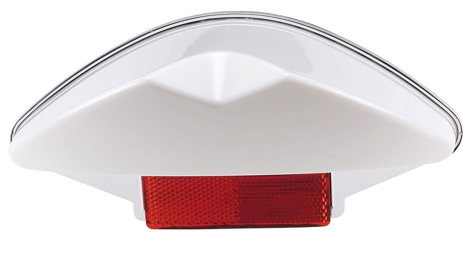 """Feu arrière Lexus + LEDs """"Milk"""" MBK Nitro"""