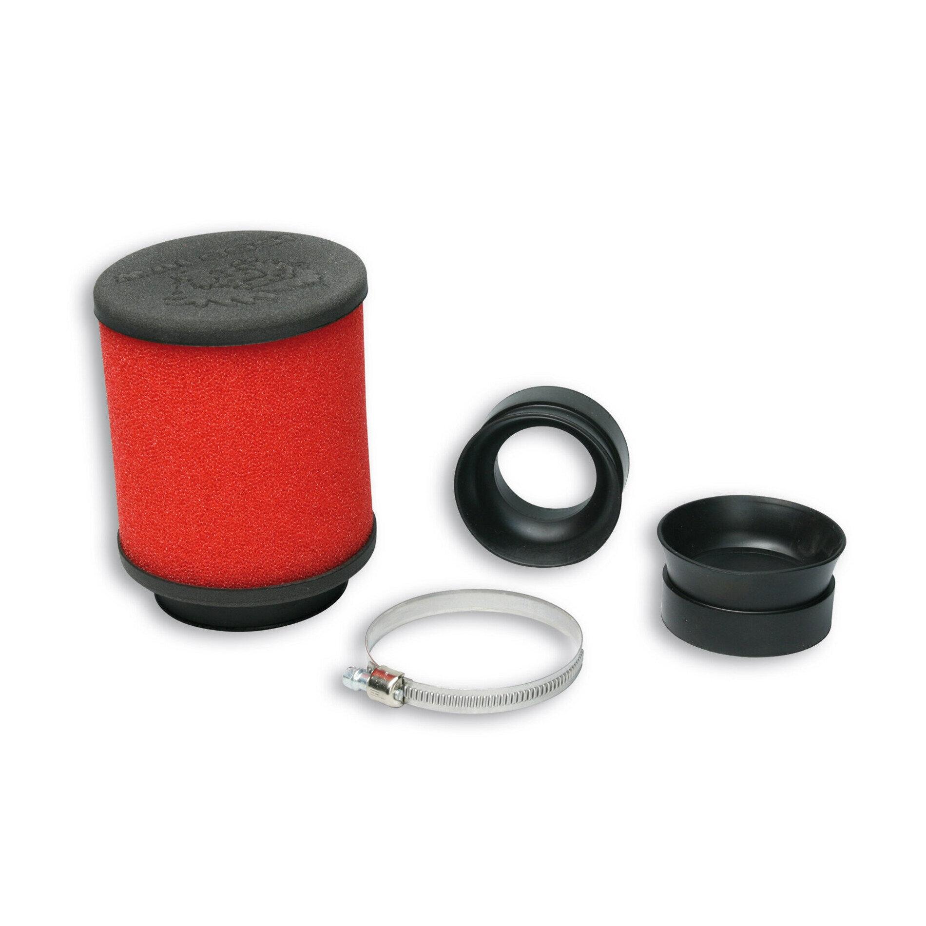 Filtre à air Malossi E16 Red Filter - 58,5 mm