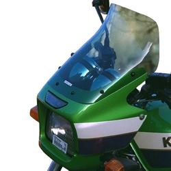 Bulle Bullster haute protection 37 cm fumée noire Kawasaki ZRX 1100 /