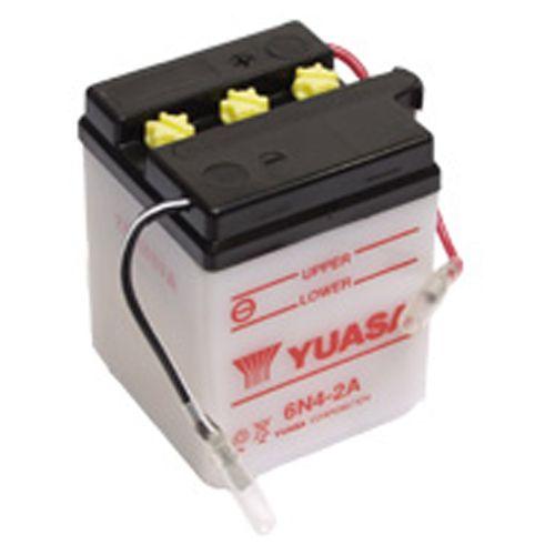 Batterie Yuasa 6N4-2A 6V 4Ah